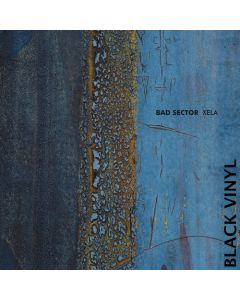 BAD SECTOR - PAS 41 - Germany - Power And Steel - LP - Xela
