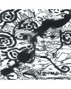 M.B./M.D.T. - PGM009 - Italy - Pagan Moon - CD - Genologic Technocide
