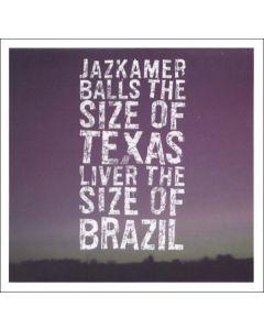 JAZKAMER - pulse zero: four - Czech Republic - Purple Soil - CD - Balls The Size Of Texas...