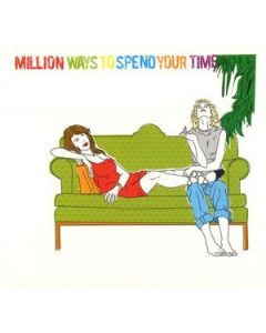 QPOP CD040 - Ukraine - QuasiPop - CD - Million Ways To Spend Your Time