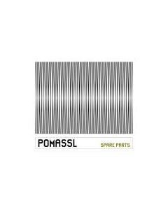 POMASSL - R-N 088 - Germany - raster-noton - CD - Spare Parts