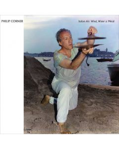 PHILIP CORNER - RS 1 - Italy - Ricerca Sonora - LP - Italian Air Wind -  Water & Metal