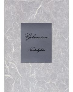 GELSOMINA - sic 28 - Australia - Cipher Productions - CD - Nostalghia