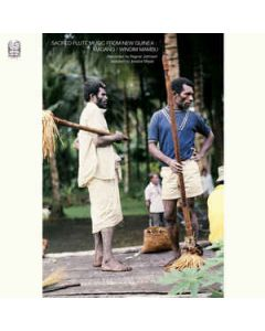 Sacred Flute Music From New Guinea - SOMA024 - France - Ideologic Organ - 2xCD - Madang / Windim Mabu
