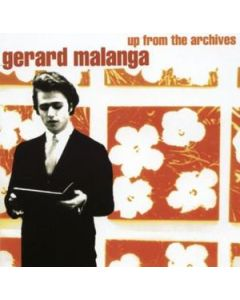 GERARD MALANGA - SR170 - Belgium - Sub Rosa - CD - Up From The Archives
