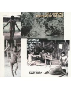 DAVID TOOP/Various - SR379 - Belgium - Sub Rosa - 2xCD - Lost Shadows In Defence Of The Soul
