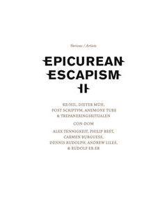 stx.29 - Belgium - silken tofu - CD/DVD - Epicurean Escapism II