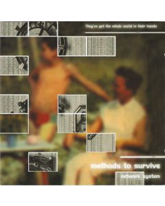 VARIOUS - Survive 001 - Germany - Methods To Survive - 2xCD - They've Got The Whole World In Their Hands