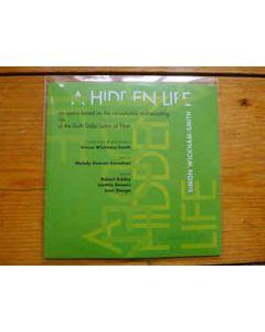 SIMON WICKHAM-SMITH - Tanuki 13 - Belgium - Tanuki Records - CDR - A Hidden Life