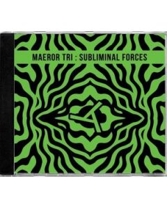 MAEROR TRI - tm02 - Russia - Teta-Morphosis - CD - Subliminal Forces