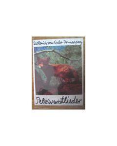 """DITTERICH VON EULER-DONNERSPERG - WULP 041 - Germany - Walter Ulbricht Schallfolien - 7"""" - Pelzwurstlieder 15  Pic"""