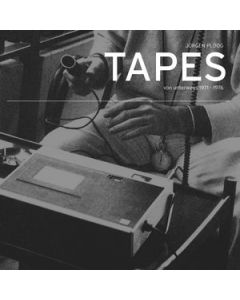 JÜRGEN PLOOG - WVINYL 019 - Germany - 90% Wasser - LP - Tapes