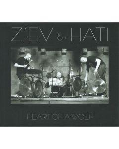 Z'EV & HATI - ZOHAR 023-2 - Poland - Zoharum Records - 2xCD - Heart of a Wolf