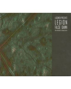 LEGION - ZOHAR 033-2 - Poland - Zoharum Records - 2xCD - False Dawn 20th Anniversary