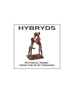 HYBRYDS - ZOHAR 041-2 - Poland - Zoharum Records - CD - Mythical Music From The 21st Century