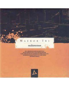 MAEROR TRI - ZOHAR 046-2 - Poland - Zoharum - 2xCD - Meditamentum