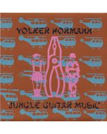 "VOLKER HORMANN - 003 zloty - Germany - Happy Zloty Records - 7"" - Jungle Guitar Music"