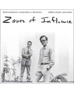 DAVID ROSENBOOM/WILLIAM WINANT - 21074-2 - USA - Pogus Productions - 2xCD - Zones Of Influence