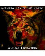 MERZBOW/RAVEN/DAO DE NOIZ - 4iB CD/0514/016 - Singapore - 4iB Records - CD - Animal Liberation