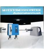 NOTSTANDSKOMITEE - b4-v002 - Germany - Block4 - LP - Automatenmusik