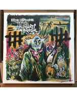 Chadbourne  Beresford Ward Ward - BIS-005-U - France - Bisou - LP - Pleasures Of The Horror