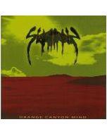 SKULLFLOWER - CBR45 - USA - Crucial Blast Records - CD - Orange Canyon Mind