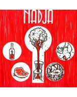 NADJA - CBR65 - USA - Crucial Blast Records - CD - Desire In Uneasiness