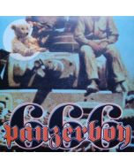 """PANZERBOY 666 - DHY 038 - Germany - Dhyana Records - 7"""" - s/t"""