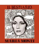 MARIA MONTI - HOL 105 - Italy - Holidays Records - LP - Il Bestiario