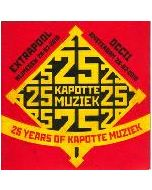 VARIOUS - KP3039 - Netherlands - Korm Plastics - CD - 25 Years Of Kapotte Muziek