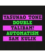 YASUNAO TONE TALIBAM! SAM KULIK - KR022 - Germany - Karlrecords - LP - Double Automatism