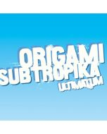"ORIGAMI SUBTROPIKA - mass04 - UK - Locus Of Assemblage - 3""CDR - Ultimatum"