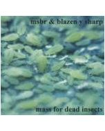 MSBR/BLAZEN Y SHARP - GLK 09 - USA - Gender-Less Kibbutz - CD - Mass For Dead Insects