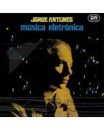JORGE ANTUNES - MENT007 - Spain - Mental Experience - LP - Música Eletrônica