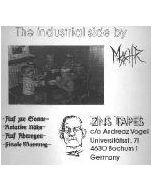 MØHR/IGNORE ALIEN ORDERS - ZNS Tapes - LP - Split