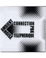 PBK & TELEPHERIQUE - mv22 - Russia - Monochrome Vision - CD - Ambient Noise Connection