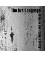 THE OVAL LANGUAGE - mv34 - Russia - Monochrome Vision - CD - Tapes Singles And Remixes