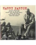 HARRY PARTCH - NWR80621-2 - USA - New World Records - CD - The Harry Partch Collection -  Vol. 1