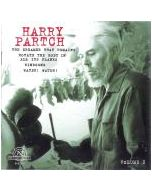 HARRY PARTCH - NWR80623-2 - USA - New World Records - CD - The Harry Partch Collection -  Vol. 3