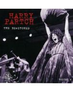 HARRY PARTCH - NWR80624-2 - USA - New World Records - CD - The Harry Partch Collection -  Vol. 4