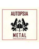 AUTOPSIA - OCCD19 - Ukraine - Old Captain - CD - Metal