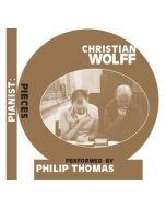 CHRISTIAN WOLFF - SR389 - Belgium - Sub Rosa - 3xCD - Pianist Pieces