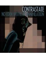 CONTRASTATE - TESCO 109 - Germany - Tesco Organization - LP+CD - No Eden Without Annihilation