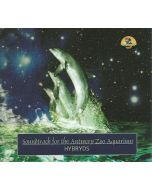 HYBRYDS - ZOHAR 022-2 - Poland - Zoharum Records - CD - Soundtrack for Antwerp Zoo Aquarium