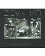Z'EV & HATI - ZOHAR 023-2 - Poland - Zoharum Records - 2xCD - Heart of a Wolf