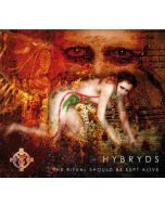 HYBRYDS - ZOHAR 089-2 - Poland - Zoharum - CD - The Ritual Should Be Kept Alive